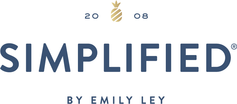 simplified bye emily ley